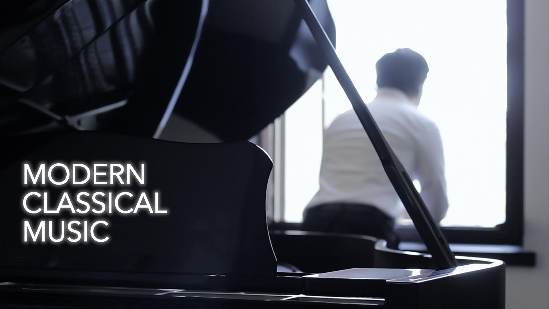 Modern classical music